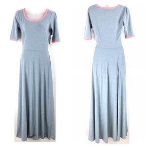 LuLaRoe | Ana Maxi Dress - Small